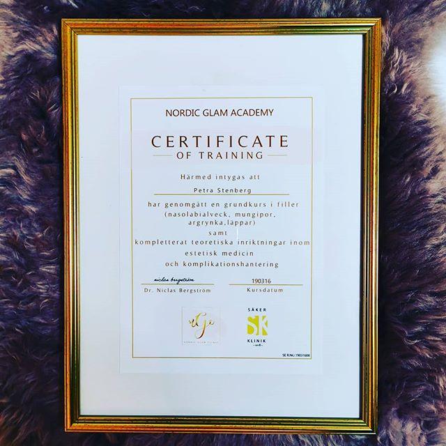 Certificerad